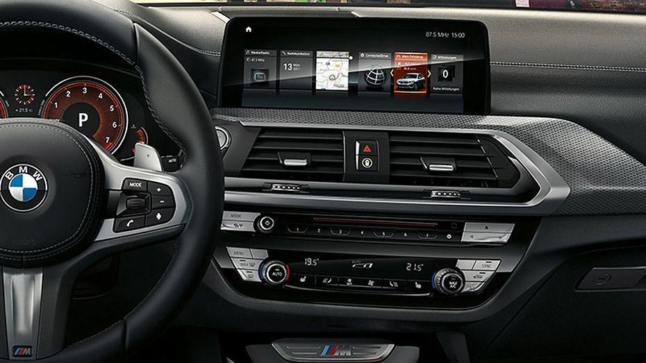 BMW X3 2019 Interior 002