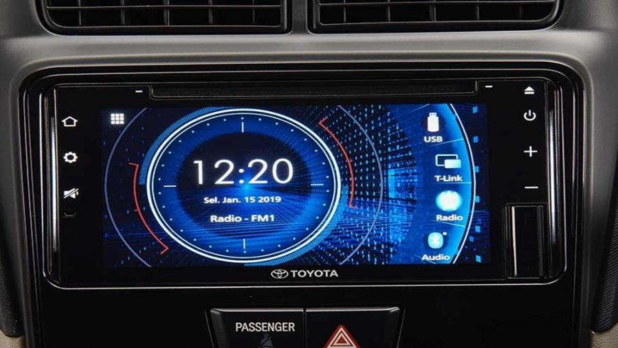 Toyota Avanza Veloz 2019 Interior 004