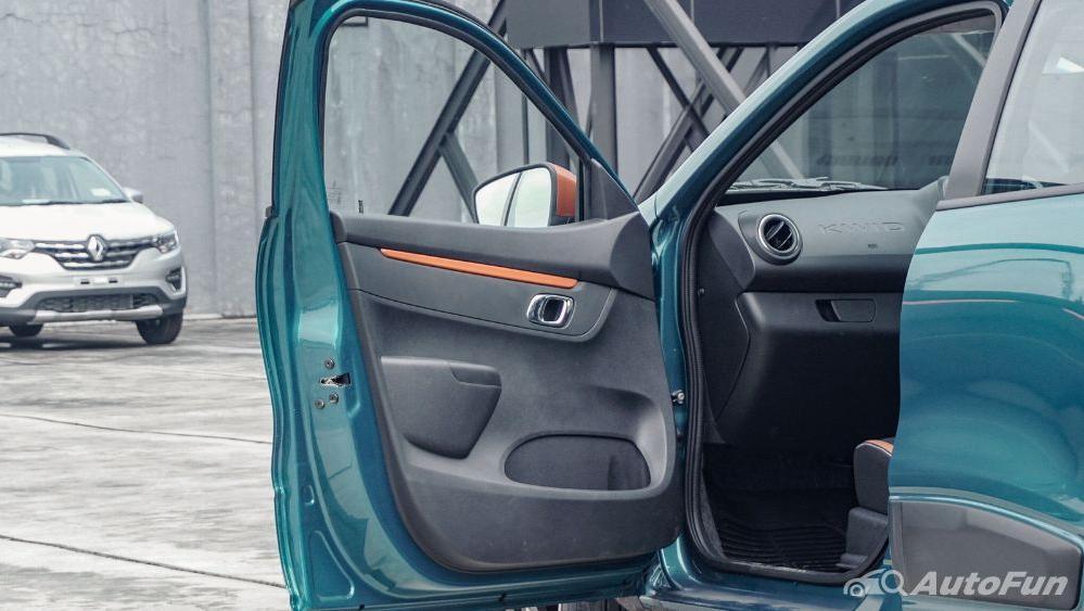 Renault Kwid 2019 Interior 044
