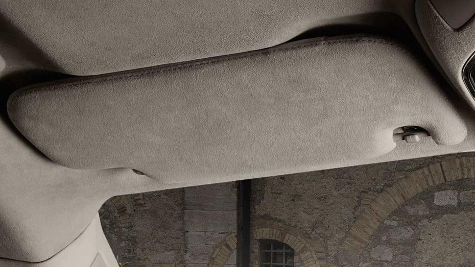 Maserati Quattroporte 2019 Interior 021
