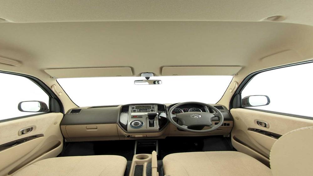 Daihatsu Luxio 2019 Interior 001