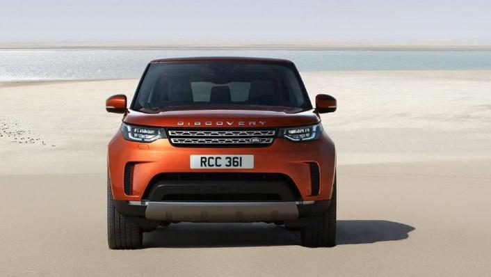 Land Rover Discovery 2019 Exterior 002