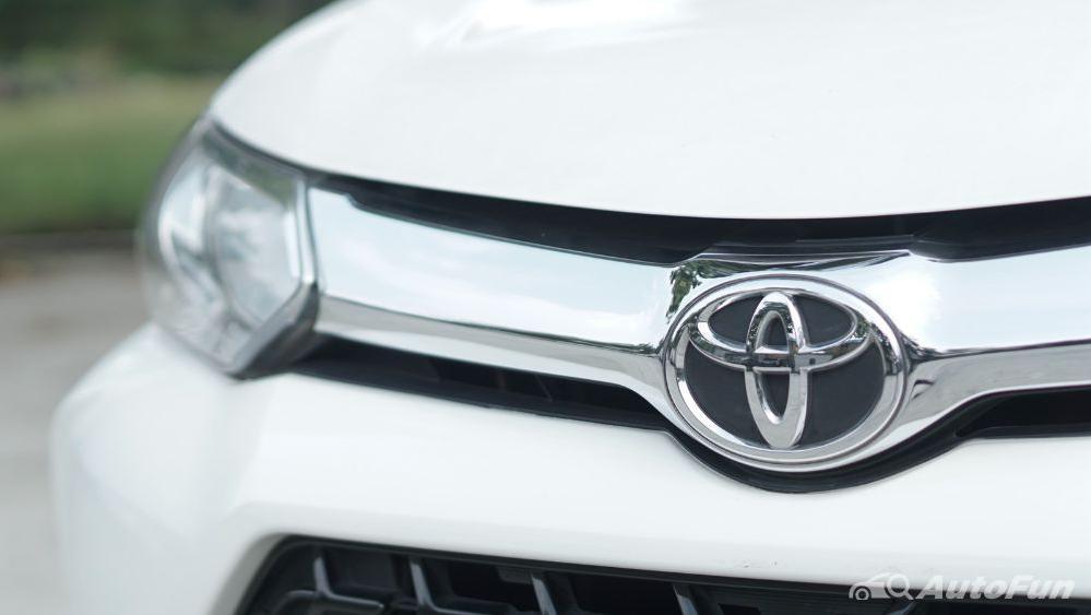 Toyota Avanza Veloz 1.3 MT Exterior 018