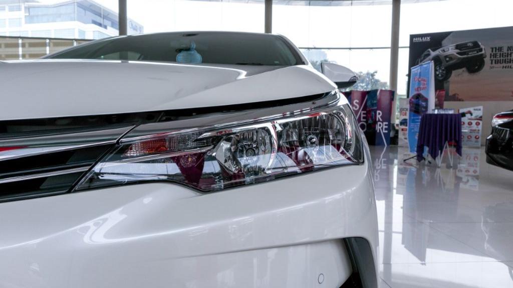 Toyota Corolla Altis 2019 Exterior 036