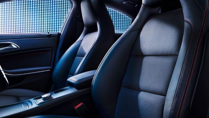 Mercedes-Benz CLA-Class 2019 Interior 009