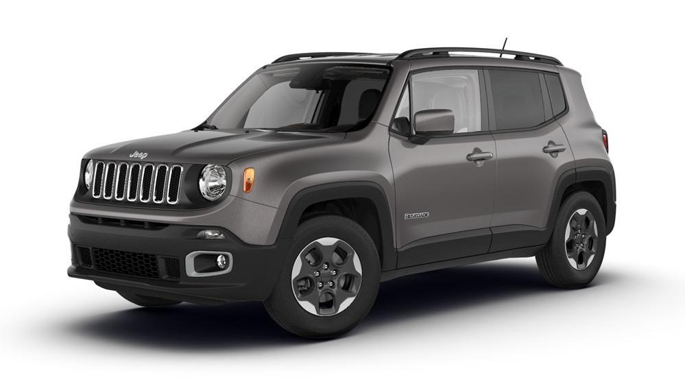 Jeep Renegade 2019 Exterior 001