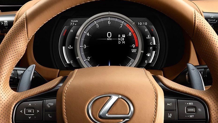 Lexus LC 2019 Interior 003