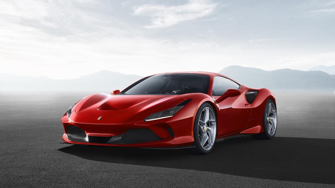 Ferrari F8 Tributo 2019 Exterior 001