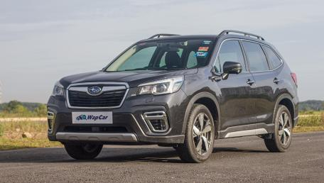 2021 Subaru Forester 2.0i-S EyeSight Daftar Harga, Gambar, Spesifikasi, Promo, FAQ, Review & Berita di Indonesia | Autofun