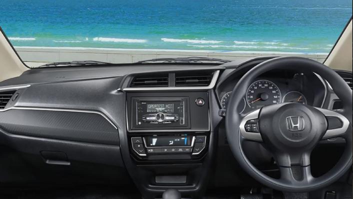 Honda Brio 2019 Interior 002