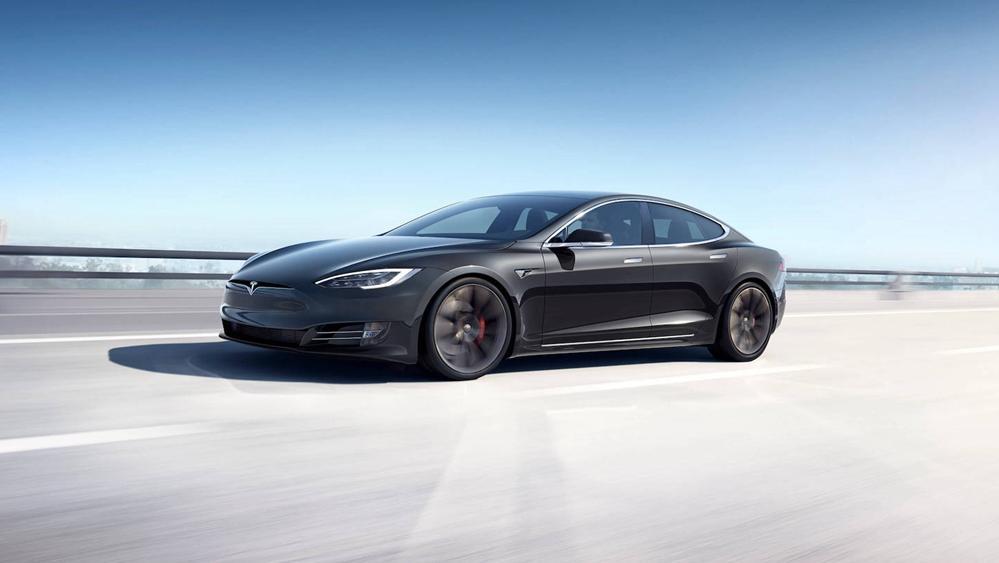 Tesla Model S 2019 Exterior 011