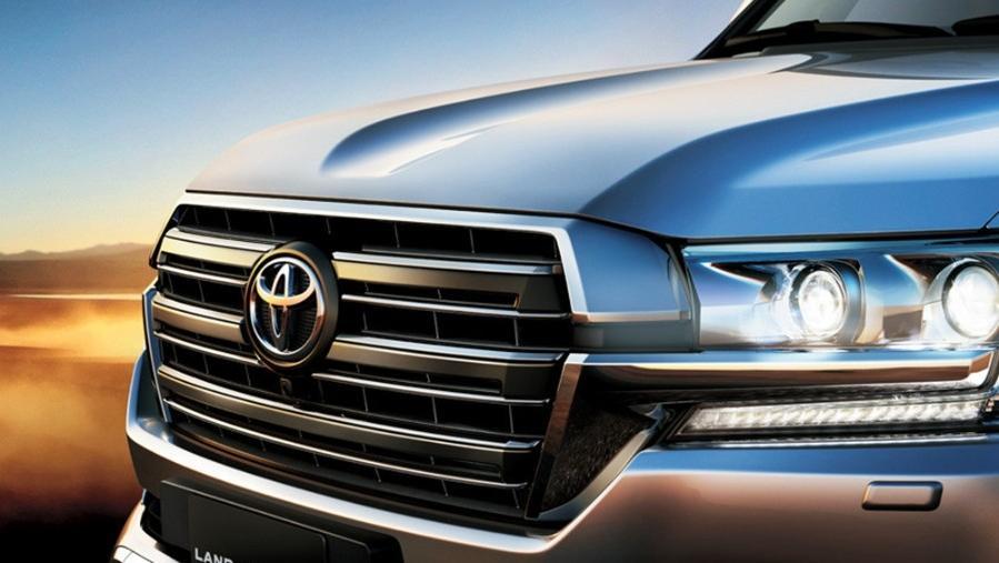 Toyota Land Cruiser 2019 Exterior 007