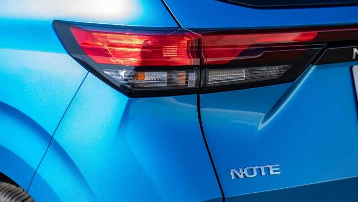 2021 Nissan Note Upcoming Version Exterior 010