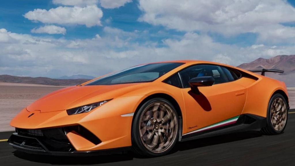 Lamborghini Huracan 2019 Exterior 042