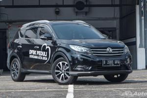 Penjualan Kalah Dari Almaz, DFSK Glory 580 Tak Diproduksi di Indonesia?