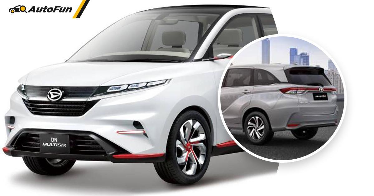 Menerka Sosok Toyota Avanza 2022, Berubah Jadi FWD atau Tetap RWD? 01