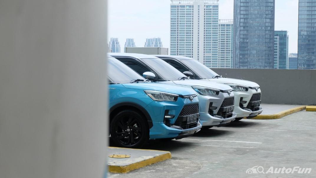 2021 Toyota Raize Exterior 036