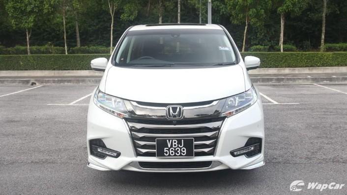 Honda Odyssey 2019 Exterior 002
