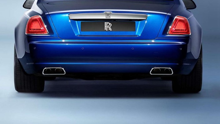 Rolls Royce Ghost 2019 Exterior 010