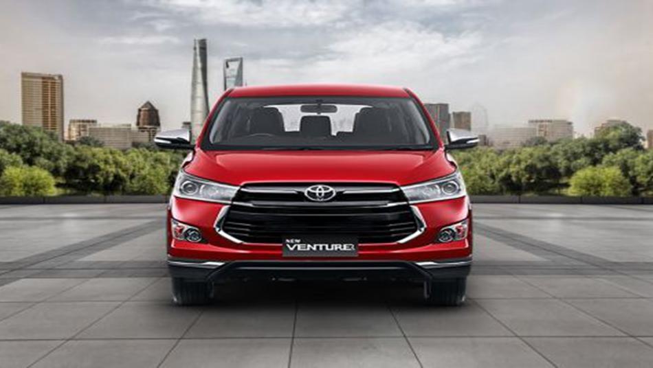 Toyota Venturer 2019 Exterior 007