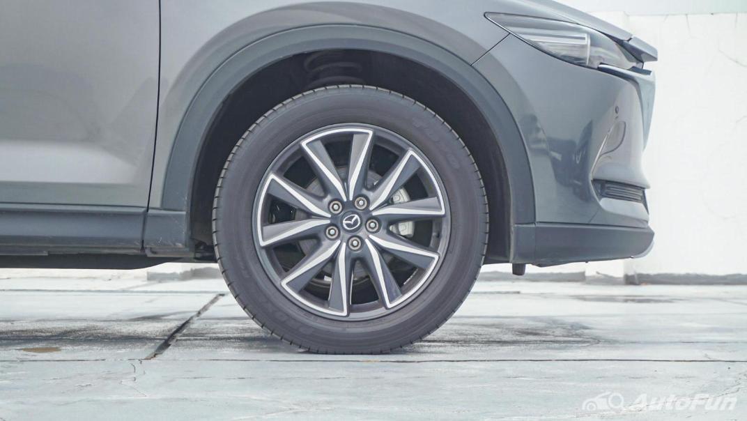 Mazda CX 5 Elite Exterior 049
