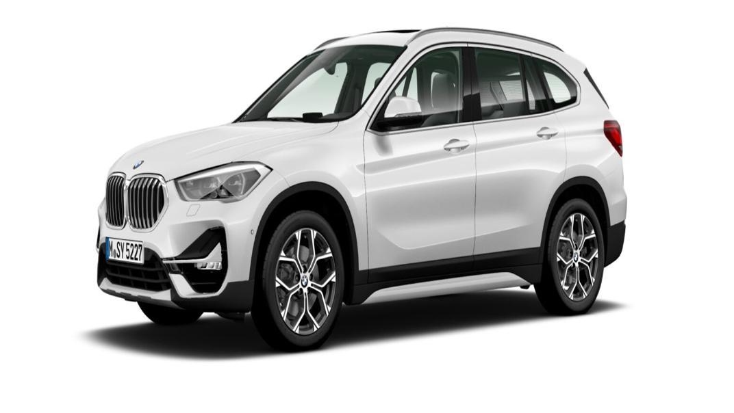 BMW X1 2020 sDrive18i xLine Exterior 008