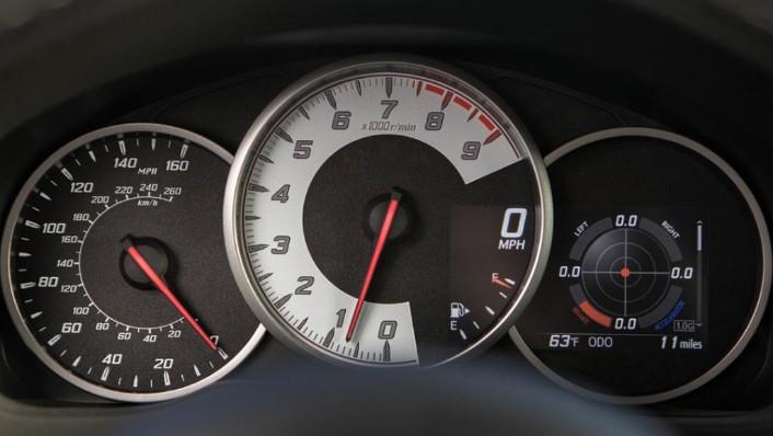 Toyota 86 2019 Interior 006