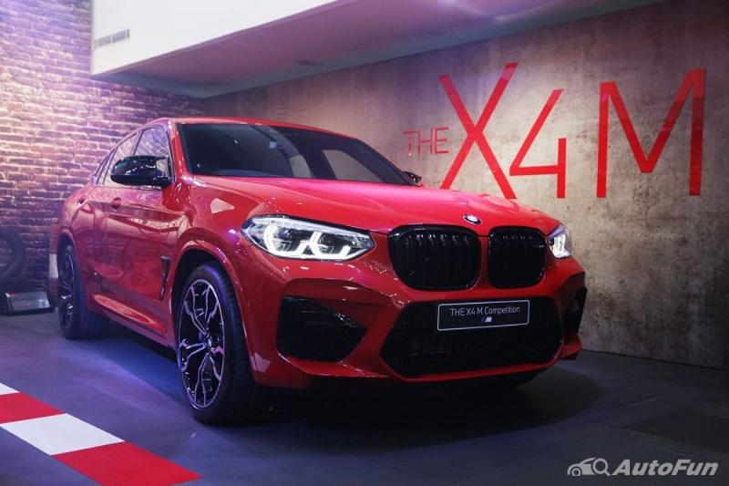 BMW X3 M Competition dan X4 M Competition Resmi jadi SUV Terkuat! 02