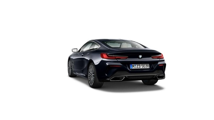 BMW 8 Series Coupe 2019 Exterior 004