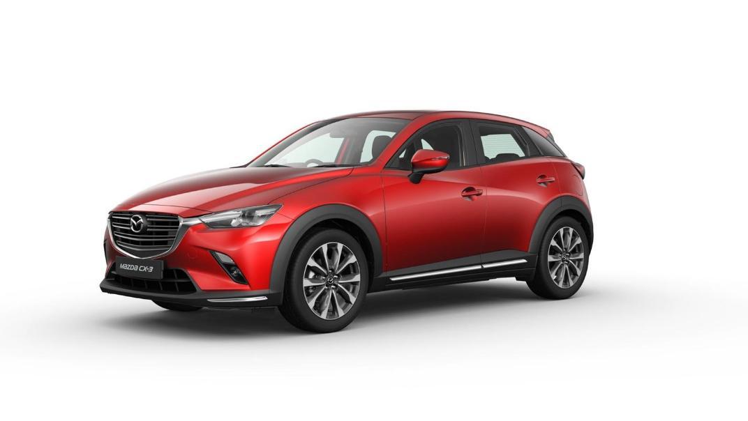 Mazda CX 3 2019 Exterior 006