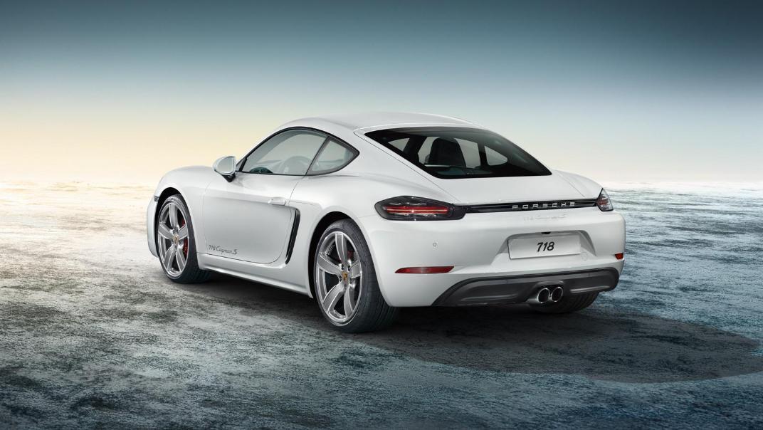 Porsche 718 2019 Exterior 052