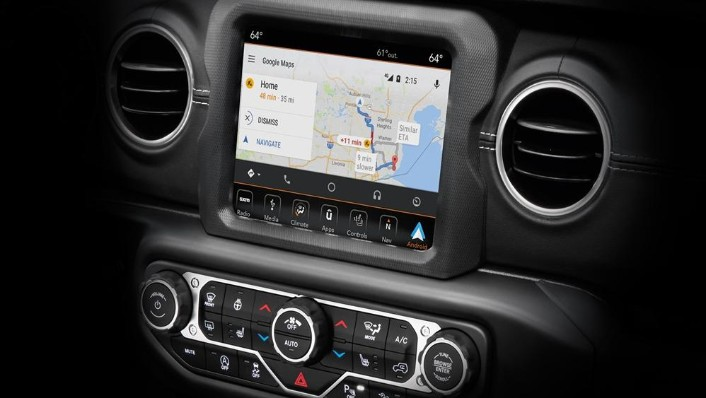 Jeep Wrangler 2019 Interior 007