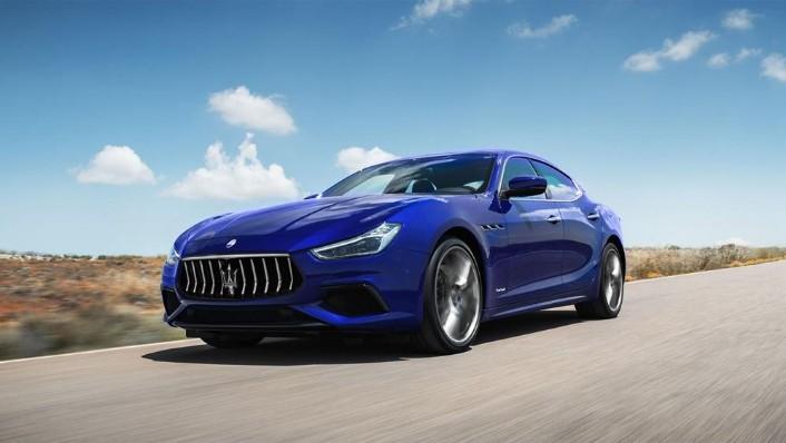 Maserati Grancabrio 2019 Exterior 005