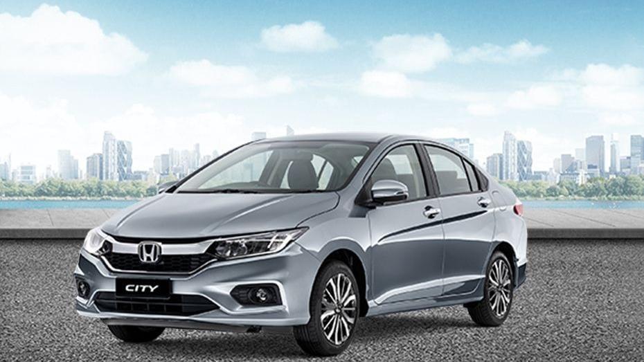 Honda City 2019 Exterior 149
