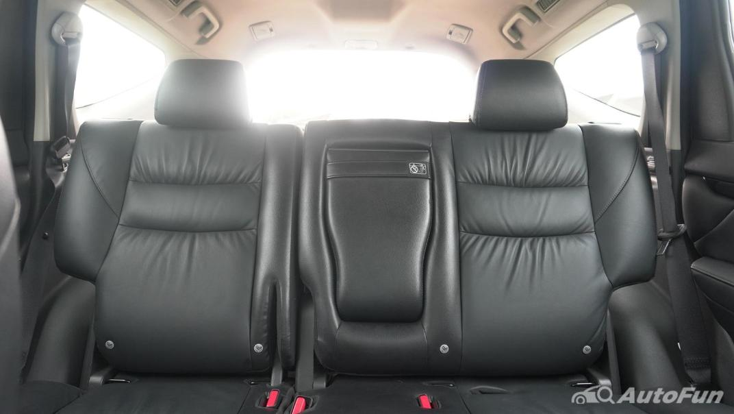 2021 Mitsubishi Pajero Sport Dakar Ultimate 4x4 AT Interior 031