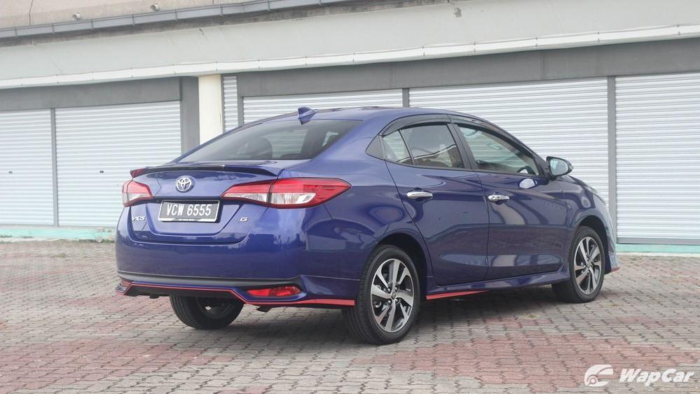 Toyota Vios 2019 Exterior 032