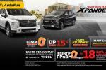 Mitsubishi Kasih Promo Lebaran Nih, Gratis Asuransi 3 Tahun atau Dapat Tabungan Emas