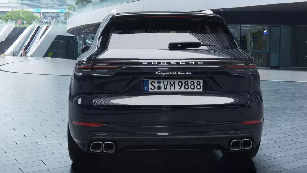 Porsche Cayenne 2019 Exterior 031
