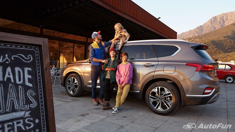Hyundai Santa Fe 2019 Exterior 017