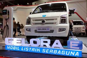 DFSK Gelora E Mulai Dijual, Mobil Niaga Teknologi Elektrifikasi Berbanderol Mulai Rp480 Juta