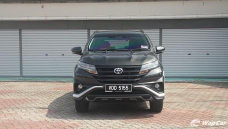 Toyota Rush G MT Daftar Harga, Gambar, Spesifikasi, Promo, FAQ, Review & Berita di Indonesia | Autofun