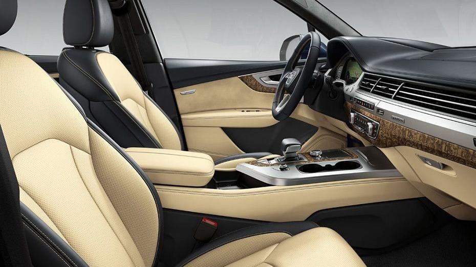 Audi Q7 2019 Interior 005