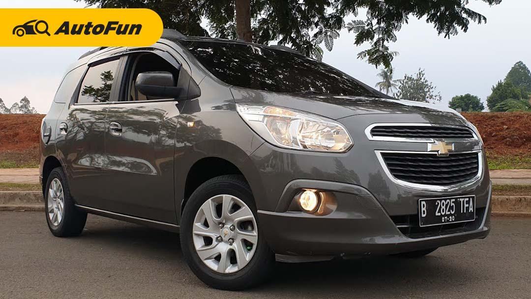 Selain Chevrolet Spin, Ini Deretan Mobil Diesel FWD yang Sempat Populer di Indonesia 01