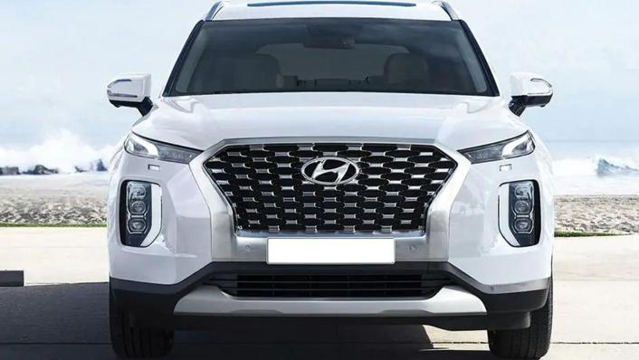 2021 Hyundai Palisade Exterior 002