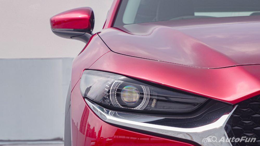 Mazda CX 30 GT Exterior 019