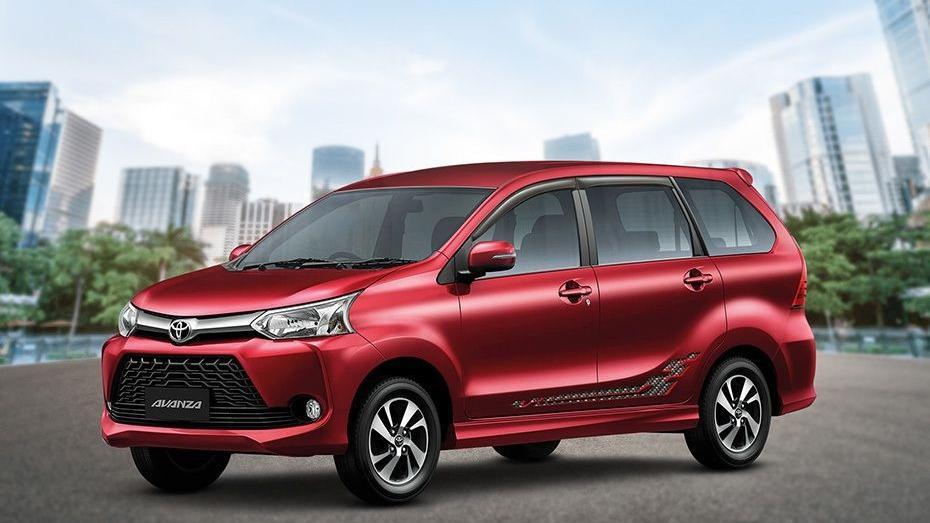 Toyota Avanza 2019 Exterior 034