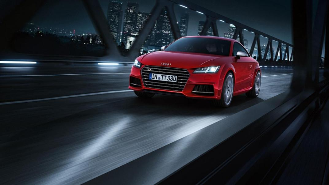 Audi TTS Coupe 2019 Exterior 003