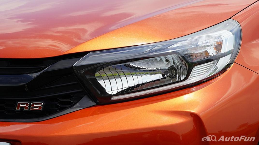 Honda Brio RS CVT Exterior 019