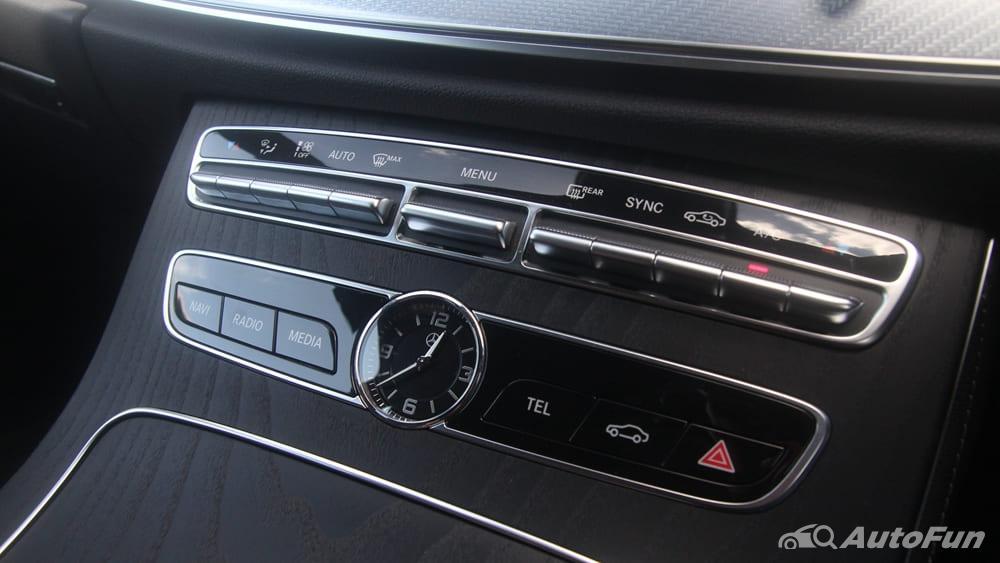 Mercedes-Benz E-Class 2019 Interior 139
