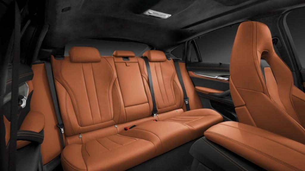 BMW X6 M 2019 Interior 007